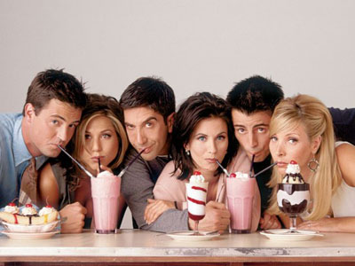 Take The Friends Quiz picture