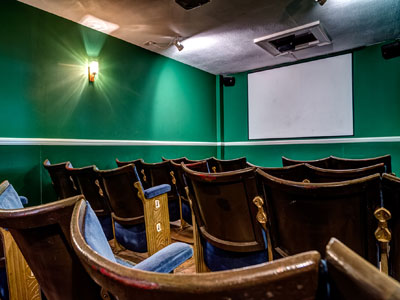 Try the Back Room Cinema  image