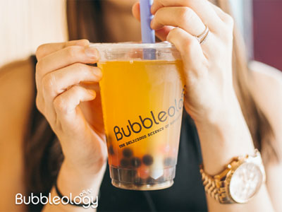Drink a Bubble Tea and Help Charity Drop4Drop image