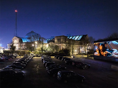 Drive-In Film Club at Alexandra Palace picture