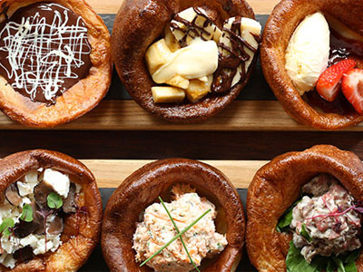 Eat yorkshire puddings everyday picture