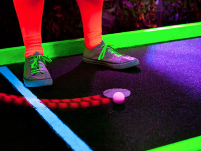 Yet Another Crazy Golf Bar has Opened – It's Plonk and it Tees Off in Dalston image