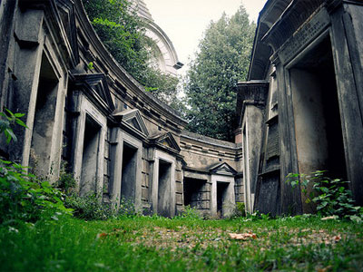 Visit all of London's 'Magnificent Seven' cemeteries in a month image