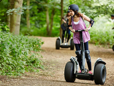 Take a segway ride through Ally Pally  picture