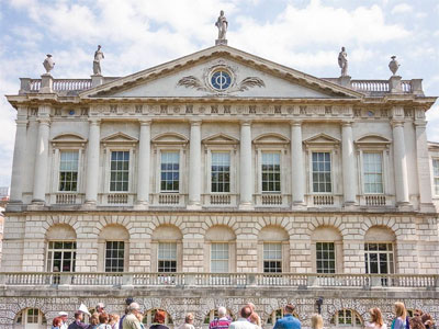 Visit the home of Lady Diana's ancestors image