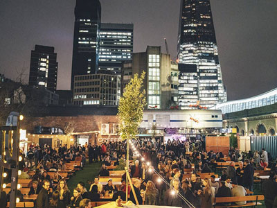 Visit a brand new street food and cultural hub image