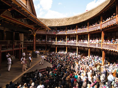 Take a tour of Shakespeare's Globe image