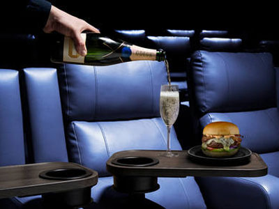 Try a luxury cinema experience image