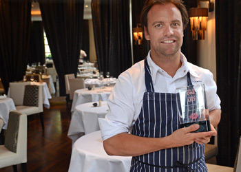 The Ledbury tops London's Ultimate Restaurant List for a second year image