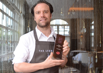 The Ledbury tops Ultimate List for a third year running image