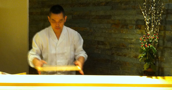 Sushi Tetsu tops Ultimate London Restaurant List image