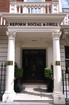 Reform Social & Grill image
