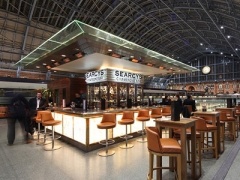 St Pancras Brasserie and Champagne Bar by Searcys image