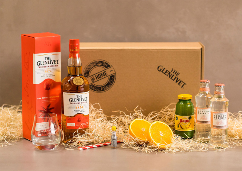 We have doses of Caribbean cheer from The Glenlivet Caribbean Reserve to give away! picture