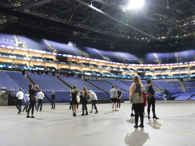 Exclusive Backstage Tours at The O2 Arena image