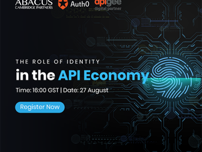The Role of Identity In The API Economy | Abacus Webinars image