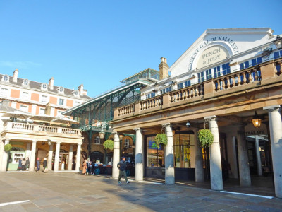 Curious About Covent Garden image