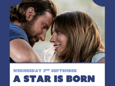 Float-In Cinema : A star is born image
