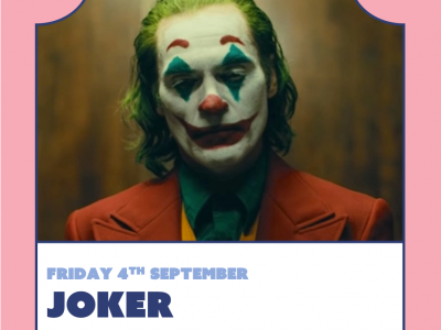 Float-In Cinema : Joker image