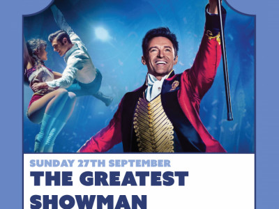 Float-In Cinema : The Greatest Showman sing along image