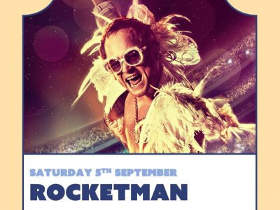 Float-In Cinema : Rocketman sing along image