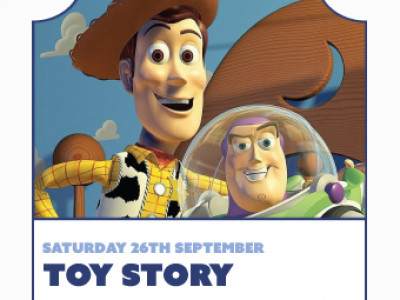 Float-In Cinema : Toy Story image
