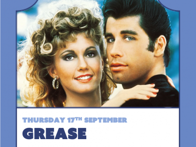 Float-In Cinema : Grease sing along image