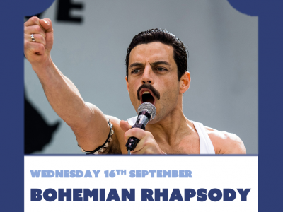Float-In Cinema : Bohemian Rhapsody image
