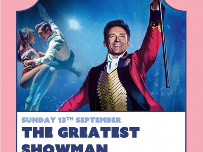 Float-In Cinema : The Greatest Showman image