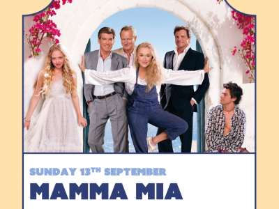 Float-In Cinema : Mamma Mia image