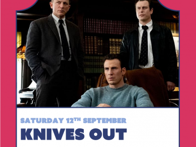 Float-In Cinema : Knives Out image
