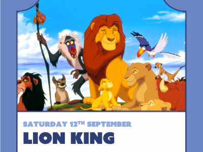 Float-In Cinema : Lion King image