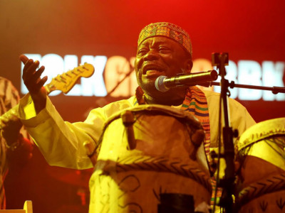 Osibisa Album Launch (Early and Late Show) image
