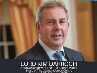 In Conversation with Lord Kim Darroch image