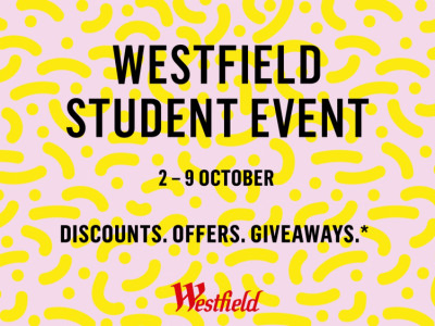 Westfield Student Event image