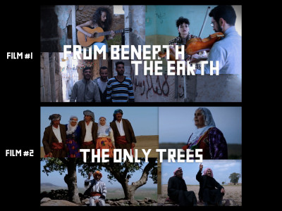 Movie of the Month #5: October Double Bill: From Beneath the Earth & The Only Trees – Free Online Film Screening [MARSM Online 2020] image