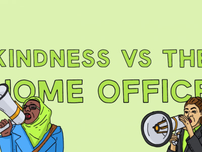 Kindness vs. the Home Office image