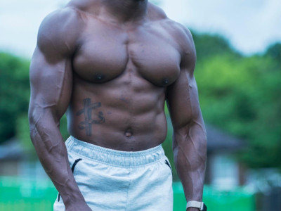 Workout like an Olympian with Harry Aikines-Aryeetey image