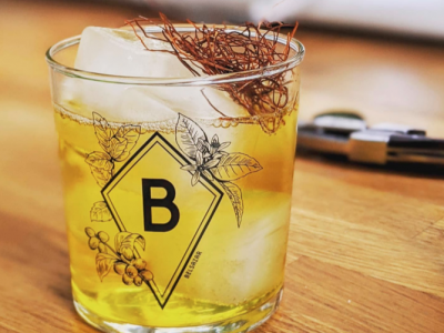 Join Belsazar for an immersive aperitivo moment this London Cocktail Week at Hicce image