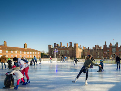 Hampton Court Ice Rink image