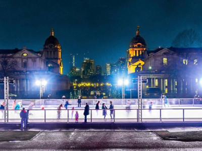 The Queen's House Ice Rink image