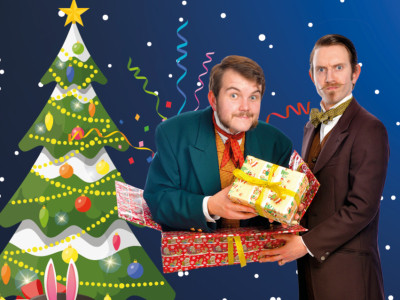 Morgan & West's Great Big Christmas Magic Show (5+yrs) image