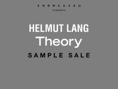 Helmut Lang & Theory Online Sample Sale image
