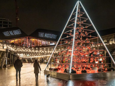 The Kings Cross Christmas Tree(s) image