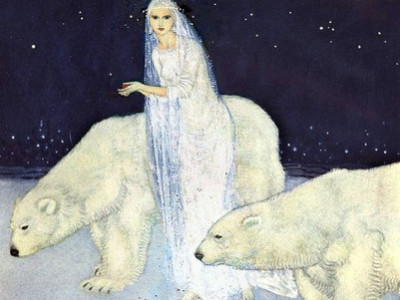'Winter fairytales' with writer and performer Sally Pomme Clayton image