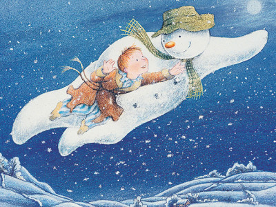 The Gruffalo and The Snowman image