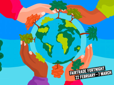 Fairtrade Fortnight 2021: Choose the World You Want Festival image