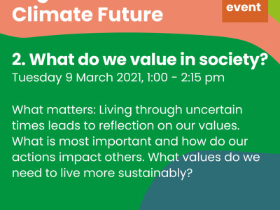 Together for a Fair Climate Future: What do we value in society? image