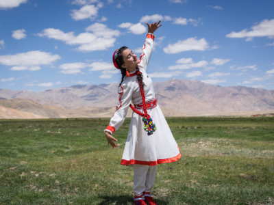 The Silk Road: A Living History image