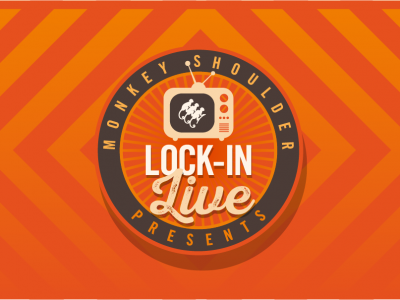 Lock-In Live by Monkey Shoulder image